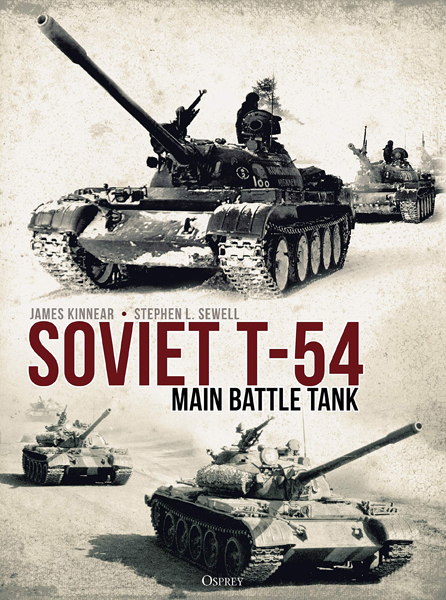 T-54 Book Cover
